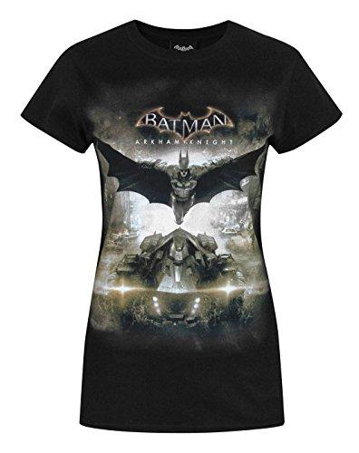 Donne - Official - Batman Arkham Knight - T-Shirt (L)