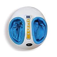 بودي كير BC002 جهاز تدليك شياتسو للقدم بالضغط الهوائي وبدرجة عجن تلقائية مع تسخين