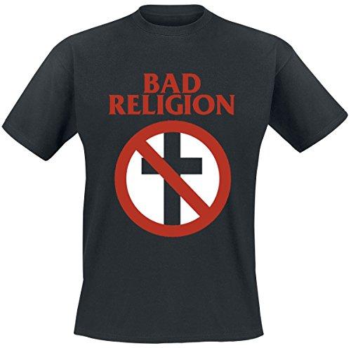 Bad Religion Cross Buster T-Shirt Schwarz M