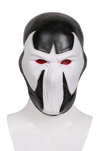 Bane Maske Cosplay Erwachsene Herren Classic Deluxe Latex -