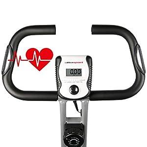 Ultrasport Unisex F-Bike 150 Home Trainer, One Size