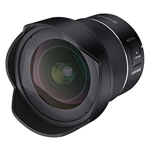 Samyang AF 14mm F2.8 RF - Autofokus Ultraweitwinkel Objektiv mit 14 mm Festbrennweite und RF Mount für spiegellose Canon EOS R und EOS RP Vollformat Kameras