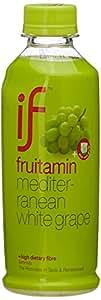 If Fruitamin White Grape Juice, 280ml