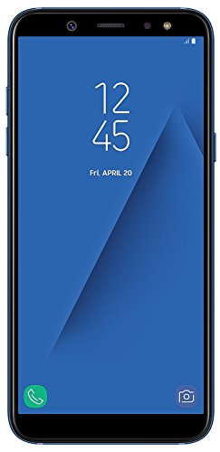 Samsung Galaxy A6 (Blue, 64GB) with Offers