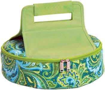 picnic-plus-psm-720gp-torta-n-carry-green-paisley