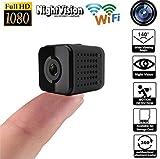 Skryo  HDQ13 Mini cámara Inalámbrica Wifi IP Videocámara de seguridad 1080P HD Visión nocturna