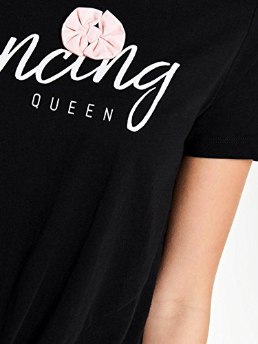 Only T- Shirt Fame Nera Nero
