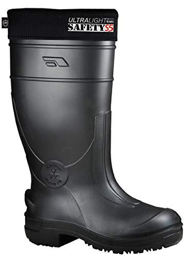 LBC Leon Boots Co S7 Ultralight Safety S5 schwarz Gr.42
