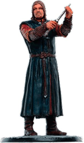 Lord of the Rings Señor de los Anillos Figurine Collection Nº 137 Boromir 1
