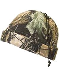 Mens Boys Camoflauge Neck Warmer A746 Hat
