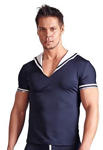 Svenjoyment Herren Shirt XL Matrose Matrosen-Look