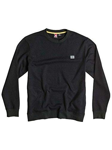 DC Felpe–DC Pursuit Crew Sweatshirt–B... Black/noir