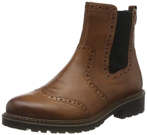 Remonte Damen R6573 Chelsea Boots, Braun Muskat 24, 42 EU