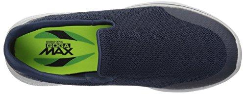 Skechers Herren Go Walk 4 Sneakers Marineblau/Grau