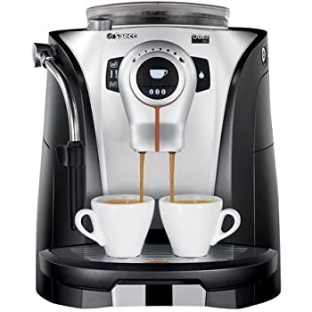 Saeco RI9755/11 Machine à Espresso Black Giro Plus Automatique