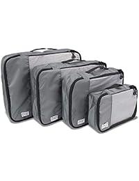 DURAPACK Travel Cubes Grey Bag Organizer (PC1GR)