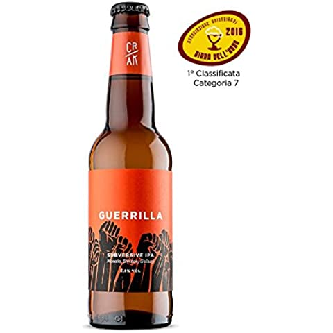 Guerrilla IPA - CR/AK - Ipa Birra