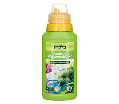 Dehner Antikalk Wasser-Enthärter, 250 ml, für 25 l -