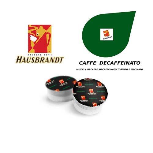 HAUSBRANDT 10 CAPSULE CIALDE DECAFFEINATO
