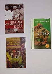 "History of medieval india & History of Modern India & india""s ancient past t"