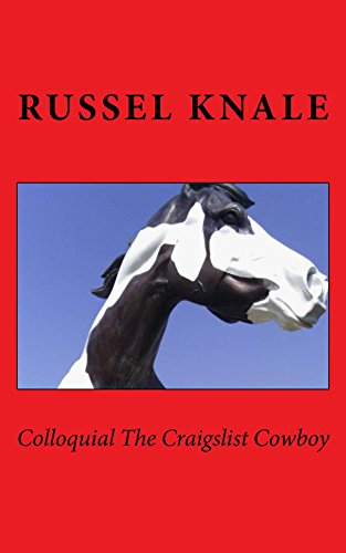 Buy Colloquial the Craigslist Cowboy Book Online at Low
