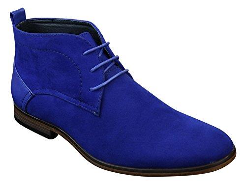 bottines-homme-daim-pu-et-cuir-avec-lacets-rouge-gris-marron-bleu-style-chic-et-decontracte