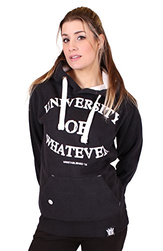 University of Whatever Ladies University Hooded Sweatshirt for sale  Delivered anywhere in UK