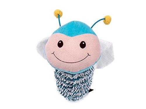 Petface Bunty Nudeln Bee Hundespielzeug (Bee Hundespielzeug)