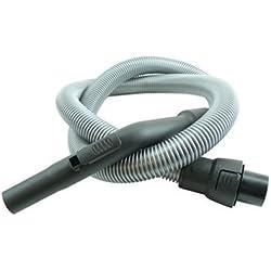 daniplus Tuyau d'aspirateur complet Compatible avec aspirateur Electrolux Ultra Silencer 1,8mètre