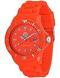 MADISON NEW YORK Unisex Uhr Candy Time® for FC Bayern München Neon Orange Onesize
