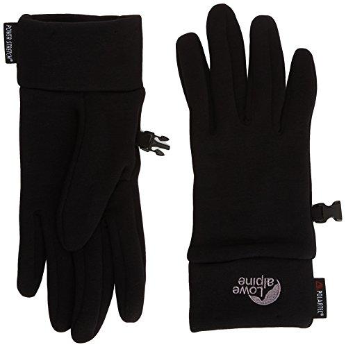 lowe-alpine-power-stretch-guantes-para-hombre-color-negro-talla-l
