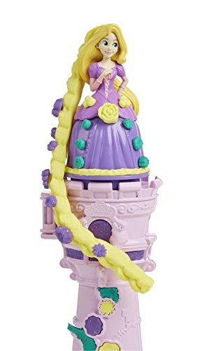 Play-Doh Mix 'N Match Disney Rapunzel's Garten Turm [UK Import] - Mix Plus Match