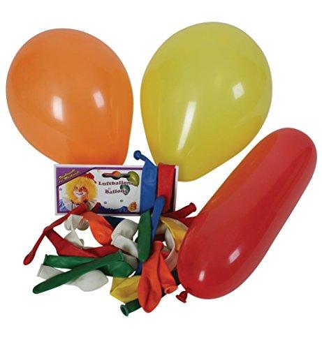 Unter Baby Meer Dem Kostüme (Ballons sortiert Inhalt: 30 St. Party Karneval)