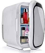 Yuanj Mini réfrigérateur Portable capacité 6L, avec Fonctions de Protection Chaude/Froide et Max/Environnement