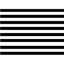 Daniu Photography Telones de fondo negro blanco rayas Photo Props Wallpaper computadora Vinilo fondo 7x5ft dn010