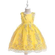 Vestido de Fiesta de cumpleaños para niñas, Vestido de Baile para niñas, Princesa,