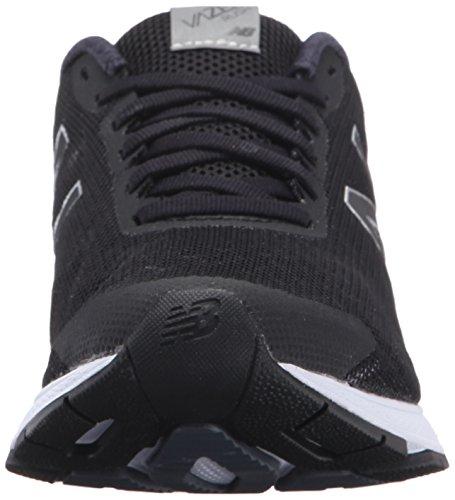 New Balance Women's Vazee Rush v2 Running Shoe, Black/Grey, 10 B US Black/Grey