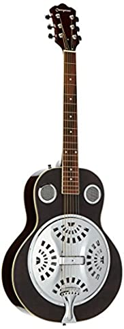 Ergonomique rystone 4260180885019MPM Guitare à résonateur TBK