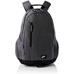 Nike All Access Fullfare Mochila, Hombre, Gris (Dark Grey / Black / White), Talla Única