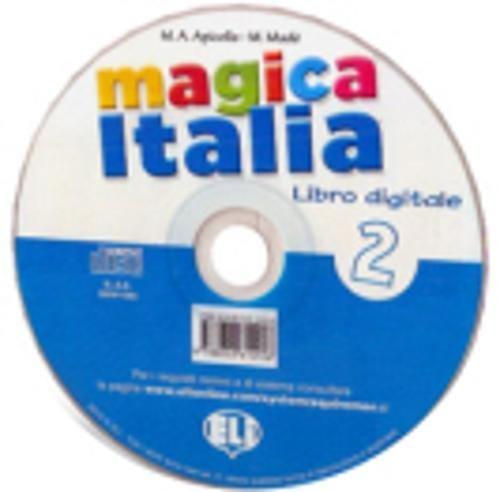 Magica Italia: Libro Digitale (CD-ROM) 2