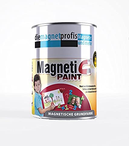 Magnetic Paint Magnetic Wall Paint, Suitable for Allergy Sufferers +
