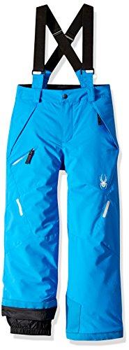 Spyder Kinder Boy'S Propulsion Hose, 434 French Blue, 8 (008) (Skibekleidung Für Kinder Spyder)