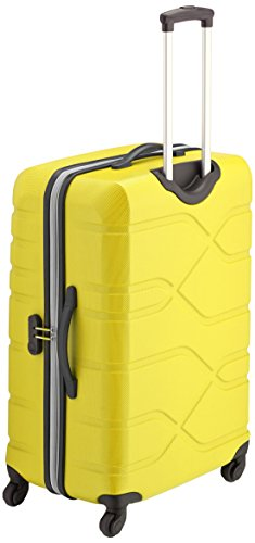 41nW652qUgL - American Tourister Houston City 2 Pc Set B Juegos de maletas, 75 cm, 123 L, Amarillo (Amarillo)