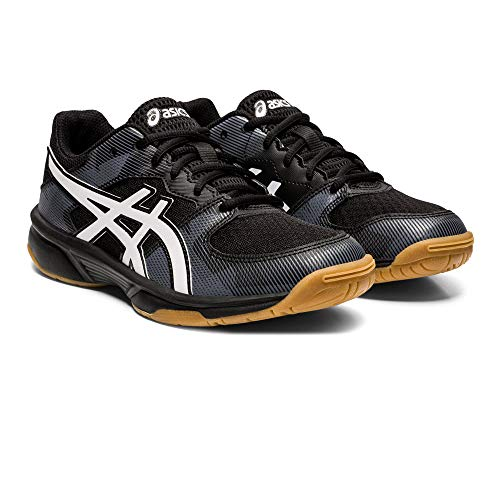 ASICS Unisex-Child 1074A014-003_36 Volleyball Shoes, Black