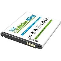Akku-King Batteria per LG Optimus 4 x HD, L9, 2 LTE, P760, P769, P880, VS930, sostituisce BL-53QH-Batteria agli ioni di litio, 2300mAh