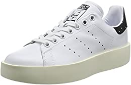 adidas Stan Smith Boost, Sneaker a Collo Basso Donna