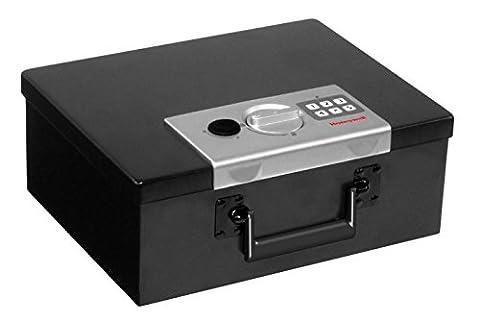 Honeywell 6108 Fire Resistant Digital Steel Security Box 7