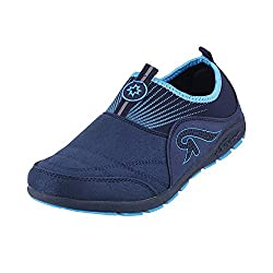 Metro Women Blue Synthetic Walking Shoes (Size Euro41/Uk8)