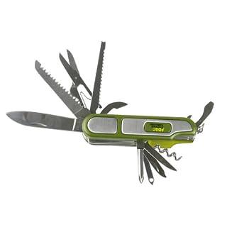 ADAC Funktionstaschenmesser, grün, 70079