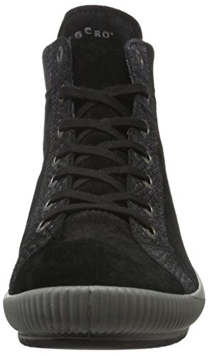 Legero Tanaro, Baskets Basses Femme Noir - Noir (00)